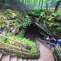 Mammoth Cave National Park Tours